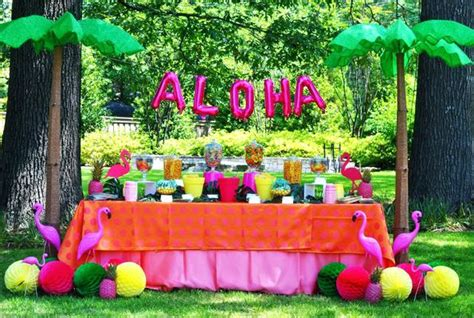 summer themed parties summer theme parties desserts 7 summer theme kitty party