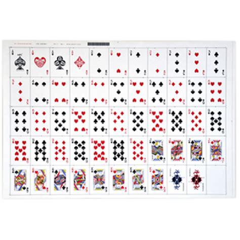 bridge cards template sheet bridge cards