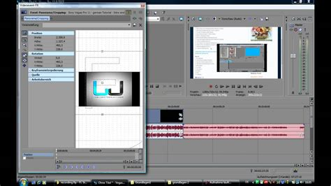 vegas pro 11 tutorial german sony vegas pro 11 mehrere videos gleichzeitg tutorial