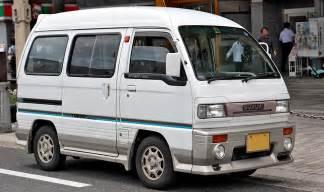 Suzuki Carry Minibus Suzuki Carry Car Interior Design