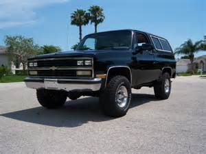 big d 1991 chevrolet blazer specs photos