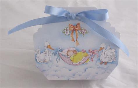 Baby Shower Bomboniere by Italian Favor Box Bomboniere Baby Shower Confetti Holder