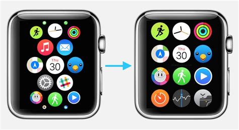 iphone watch layout image gallery iphone default app layout