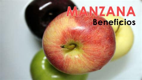 q proteinas tiene la manzana qu 233 beneficios tiene el frijol para el cuerpo