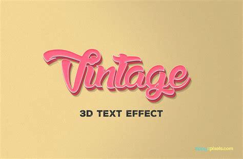 Wedding Fonts Adobe Photoshop by Free Psd 3d Text Effect Zippypixels
