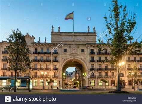 banco de santander es santander stock photos santander stock images alamy