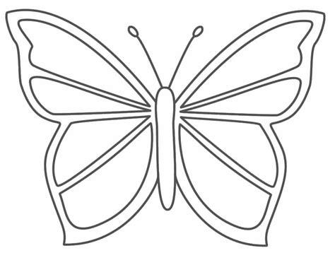 Kaos Bis Als Sz Smmll Cetak A4 schmetterlinge ausmalbilder zum ausdrucken dekoking diy bastelideen dekoideen zeichnen lernen