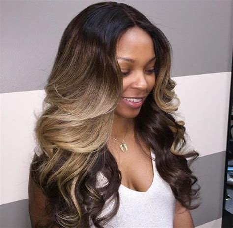 Sew In Hairstyle Ideas by 15 Ideas Of Hairstyles Sew In