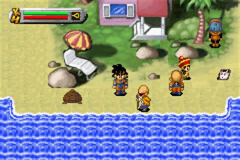 emuparadise legacy of goku dragon ball z the legacy of goku u mode7 rom