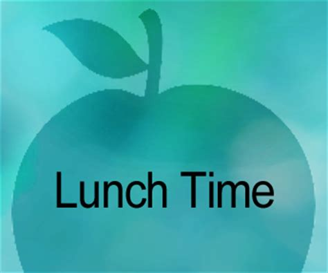what time is lunch home page econaturalexchange com