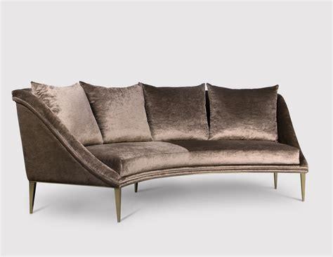 curve sofas geisha curve sofa sofa design by koket