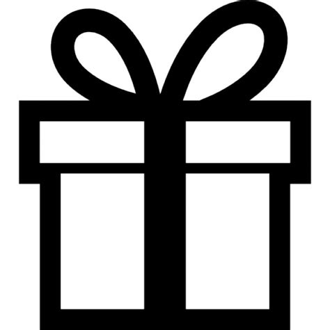 gift big box icons free download