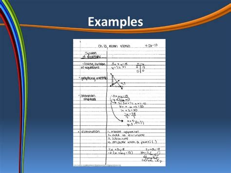cornell notes powerpoint template cornell notes ppt