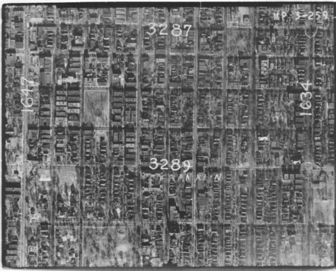Historic Illinois From The Air minneapolis from the air 1938