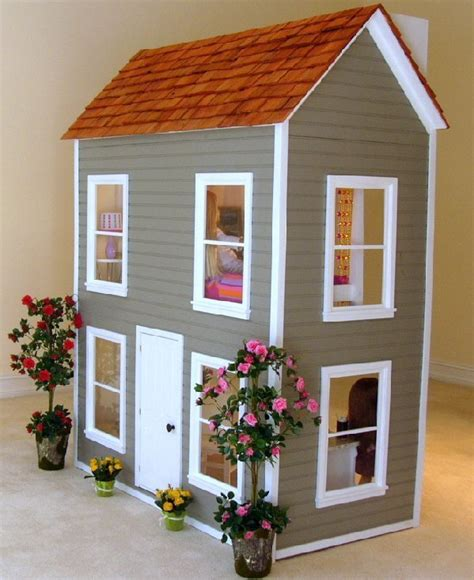 doll house pic made pieces for reese 18 quot doll dollhouse ideas