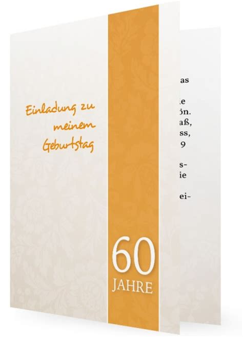 Muster Einladung Zum 60 Geburtstag Einladung 60 Geburtstag Vorlage Familieneinladungen De