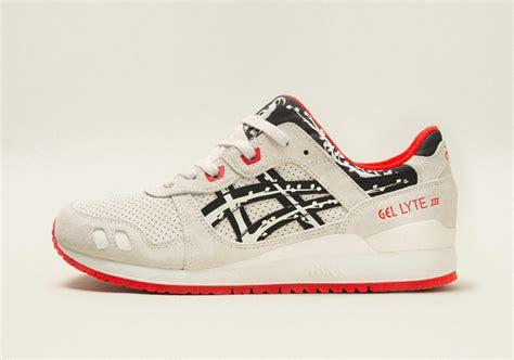 Asics Gell Lyte Iii Premium Original Sepatu Asic Sepatu Cowok 1 titolo asics gel lyte iii papercut auction sneakernews