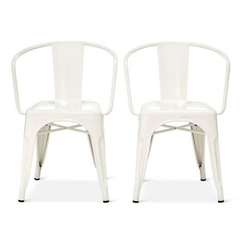 carlisle metal dining chair set of 2