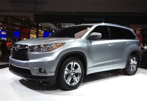 toyota products and prices 2014 toyota highlander changes and price car interior design