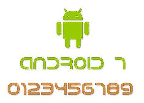 android typeface 50 android font free premium templates