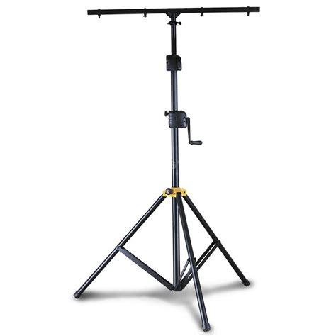 stand ls hercules stands ls 700b lichtstativ handkurbel 164 350cm max 45kg