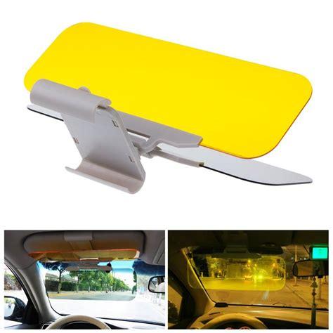 Dijamin Pelindung Mata Anti Silau Hd Vision Visor kaca anti silau mobil praktis melindungi dari sinar