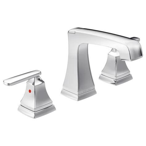 Bj Discount Plumbing by Delta 3564mpudst Ashlyn Widespread Lav Faucet Bj Discount