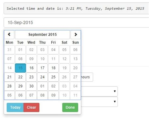 Angular Ui Calendar Angular Ui Bootstrap Date Time Picker Angular Script