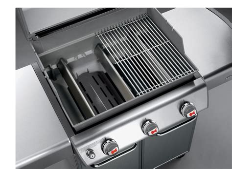 weber genesis e 310 grill grates weber genesis 6550001 s 310 stainless steel