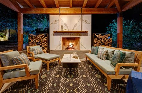 16 Magical Rustic Patio Designs That You Will Fall In Love Rustic Patio Designs