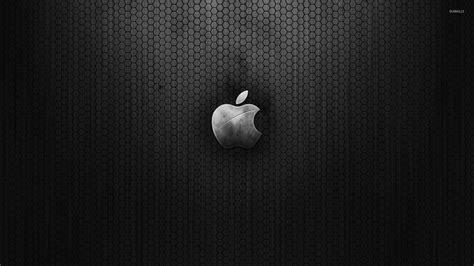 wallpaper apple vintage vintage metal gray apple wallpaper computer wallpapers