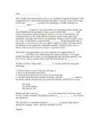 palanca letter letters from parents kairos retreat letters