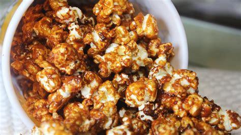membuat popcorn caramel  enak nikmat  mudah
