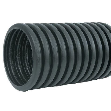 Drainage Pipe Advanced Drainage Systems 6 In X 10 Ft Corex Drain Pipe