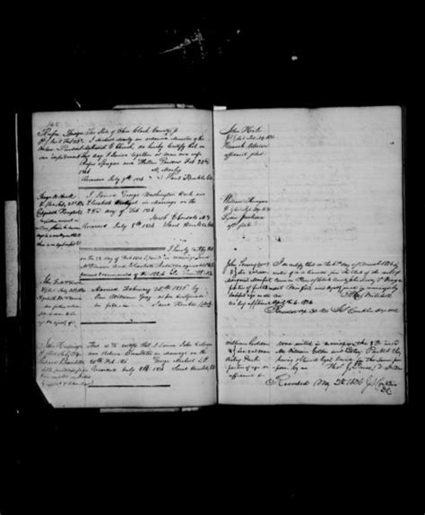 Ohio Marriage Records Genealogy File Ohio County Marriages 1789 2013 Clark Marriage Records 1832 1845 Vol 2 Page