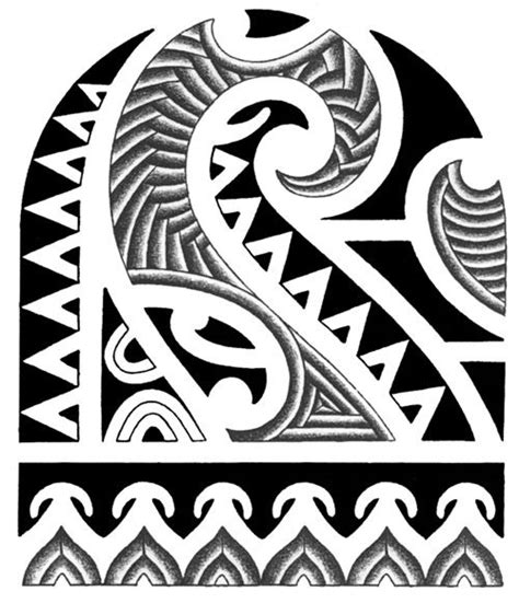 tribal tattoo numbers polynesian designs and patterns for arm polynesian