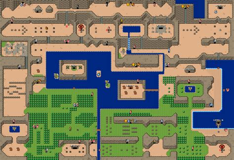 legend of zelda map quest 1 hyrule blog the zelda blog september 2014