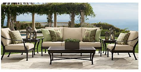 restoration hardware patio furniture home outdoor