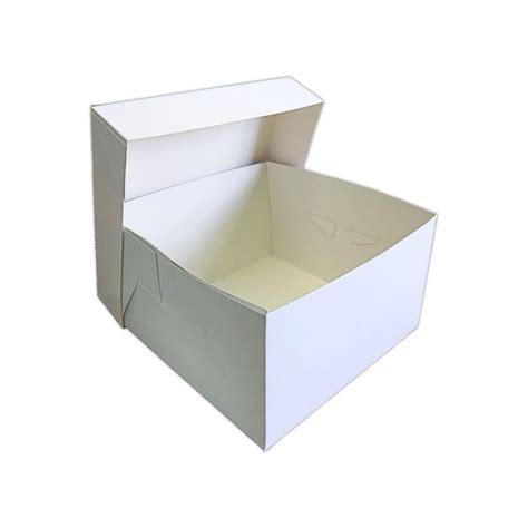 Box 12 5 X 8 5 X 5 wed168c wedding cake box 12 x 12 x 6 inches x 5