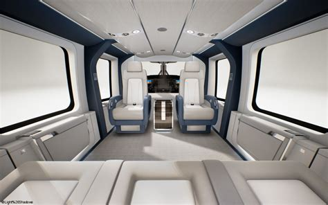 Luxury Home Design Inside by Airbus Helicopters Introduces The H160 Vip Version At Ebace