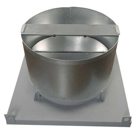 upblast exhaust fans commercial ubvl belt drive upblast roof ventilators continental fan