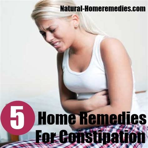 home remedies for constipation 5 home remedies for constipation in adults treatments cure for