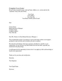 How To Complete A Cover Letter by Doc 12401754 How To Finish A Cover Letter Changing