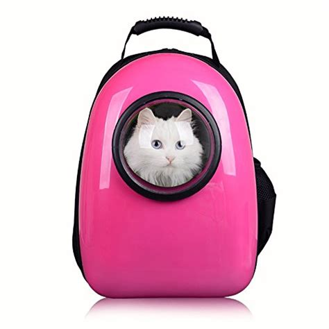 cat pet carrier backpack airline approved travel hiking backpack ebay