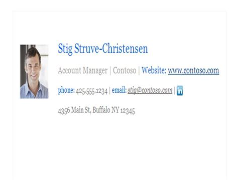 free email signature templates business templates free business templates