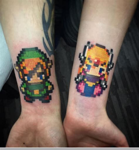 hand tattoo zelda 20 tattoos of quot legend of zelda that are extremely awesome