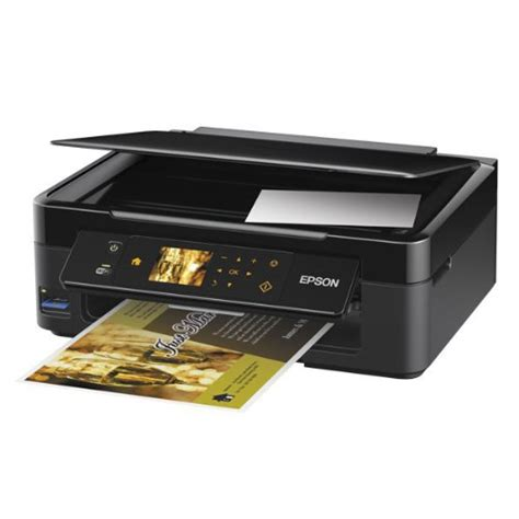 Printer Epson Scan Fotocopy epson stylus nx430 wireless all in one color inkjet printer copier scanner c11cb22201