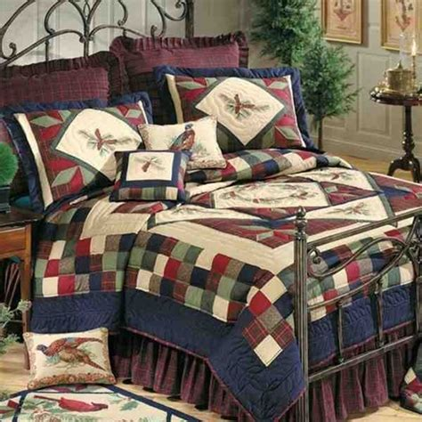 oversized quilts for king beds buy oversized king quilt luxury whispering pine forest
