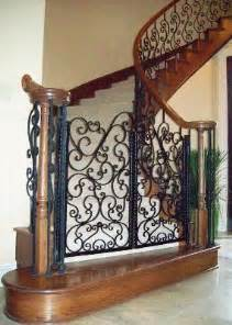 Decorative Dog Gates Evans Weaver Mediterrania Iron Iron Gates Weaver