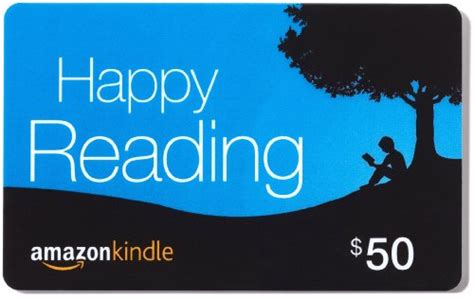 Gift Card For Kindle - amazon com gift card with greeting card 50 kindle design giftcardsunlimited com